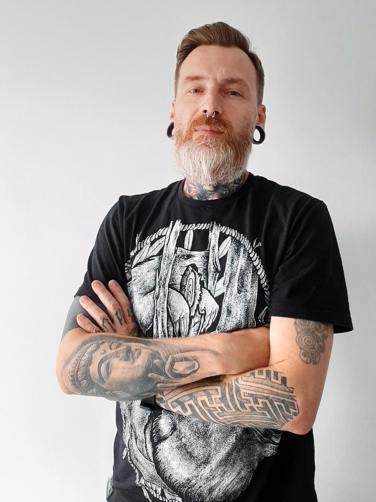 """Krzysztof """"Wicher"""" Bartczak"""